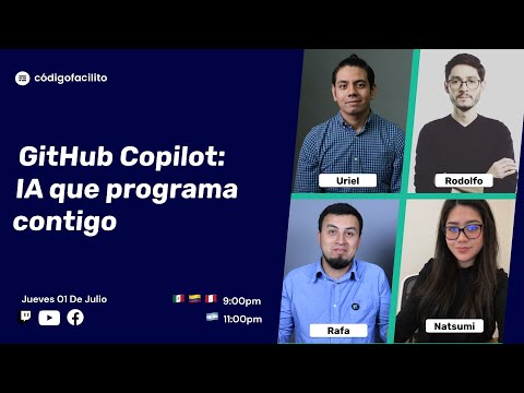 Central: GitHub Copilot, la IA que programa contigo