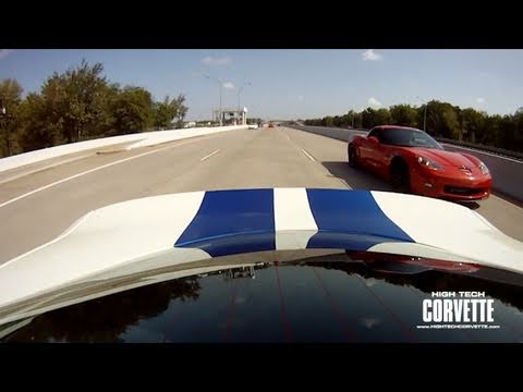 Turbo Viper vs Corvette Z06
