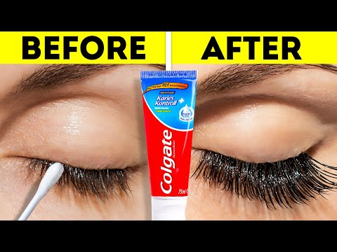 35 Crazy Beauty Hacks You Will Love