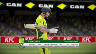 Don bradman cricket 17 DRS Hotspot wkts fall