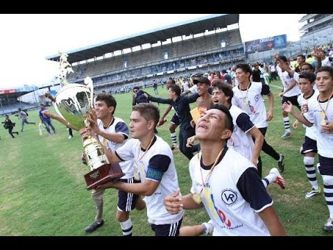 Colegio Vicente Rocafuerte Campeon Intercolegial