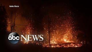 Geologists warn of explosive eruptions in Hawaii
