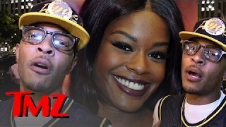 "T.I. To Azealia Banks ""I'll Chew Your Throat Off Your Neck!"" 