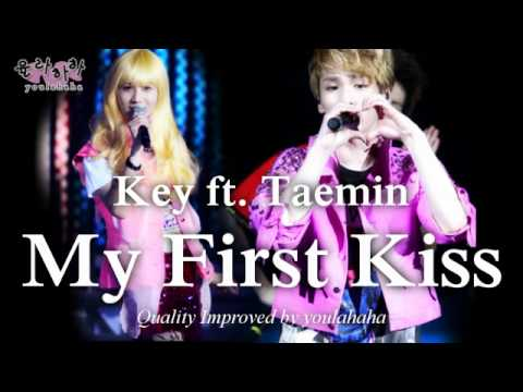 [HD MP3] My First Kiss KEY ft. TAEMIN @ SHINee World Concert + DL Link