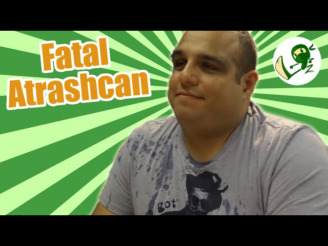 Fatal Atrashcan:  Coming to Terms with our Trash - Green Ninja Show
