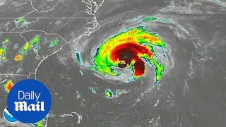 Deadly Hurricane Florence barrels toward east coast