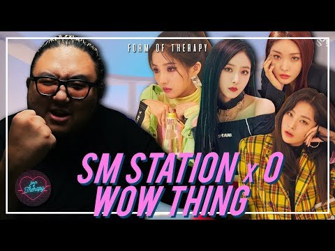 Producer Reacts to SM Station x 0 - Seulgi x SinB x Chungha x Soyeon
