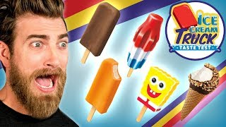 Ice Cream Truck Taste Test: Round 1