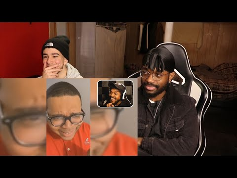 CORY CANT WIN !😭😭   FUNNIEST TIKTOKS I laughed TEARS watching (Try Not To Laugh TikTok 5)   REACTION