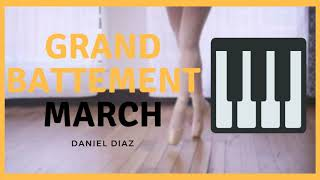 GRAND BATTEMENT 3 (Ballet music) - [Music for Ballet Class]