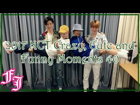 2017 NCT Crazy, Cute and Funny Moments 40