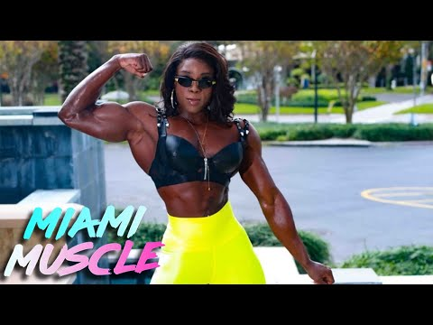 Shopping Is Hard When You're Ripped | MIAMI MUSCLE