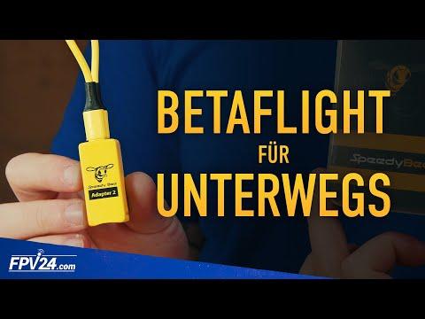 Speedy Bee Adapter 2 – Drei Tools im VERGLEICH um Betaflight per Smartphone einzustellen | FPV24