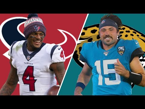 Houston Texans vs Jacksonville Jaguars Preview | Week 9