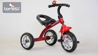 Lorelli A28 (red/black)