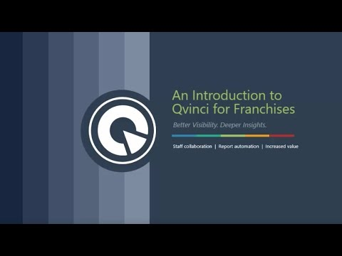 An Introduction to Qvinci for Franchises
