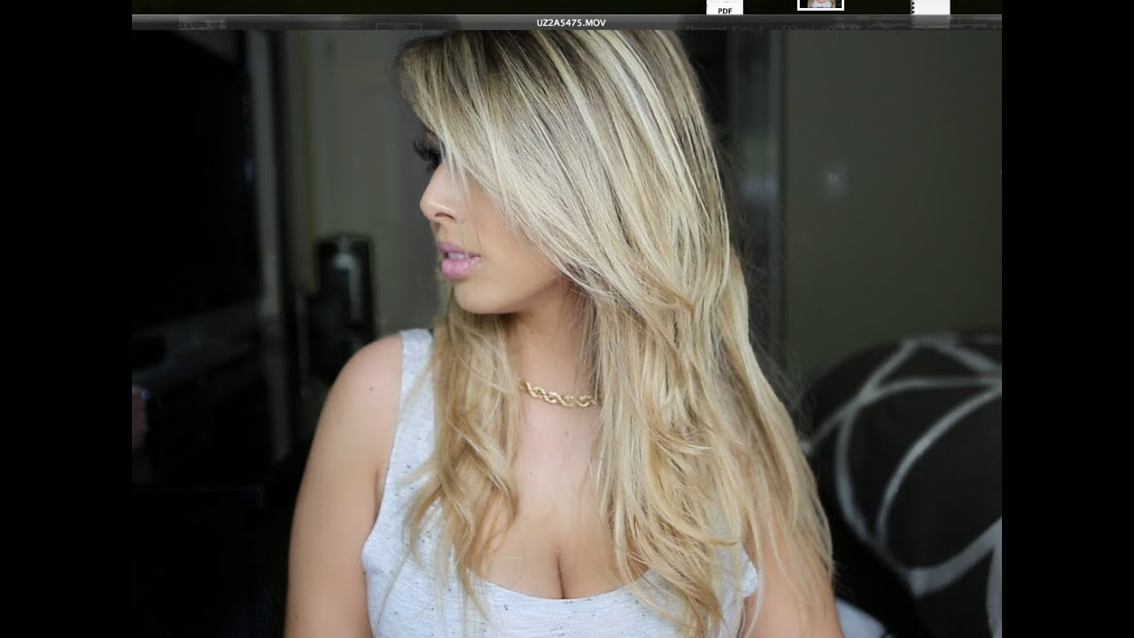 Videos blonde