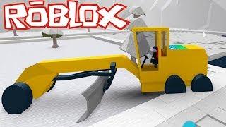 Roblox | Nếu Có Chiếc Xe Này Bạn Sẽ Không Sợ Tuyết | Snow Shoveling Simulator | MinhMaMa
