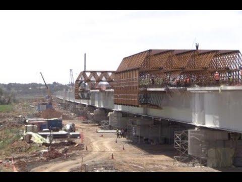 المغرب يشيّد أطول جسر لـTGV في العالم