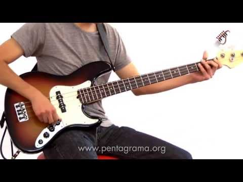 Cómo improvisar con el bajo eléctrico - Lecciones de bajo