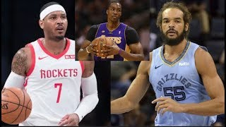 5 Players The Lakers Should Have Signed Instead of Dwight Howard