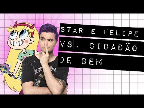 STAR E FELIPE VS. CIDADÃO DE BEM #meteoro.doc