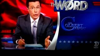 Stephen Colbert on Hoodies and Geraldo Rivera