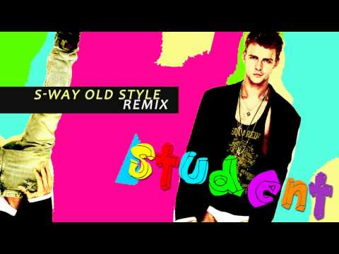 Макс Барских - Студент (S-Way Old Style remix)