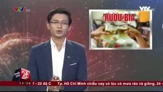 Hậu quả của lạm dụng rượu bia | VTV24