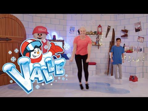 Trainiere mit Valle | Wir lieben Schnee