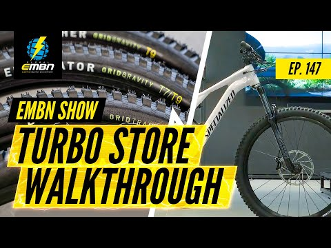 New 2021 Specialized E Bikes & MTB Tyres | The EMBN Show Ep. 147