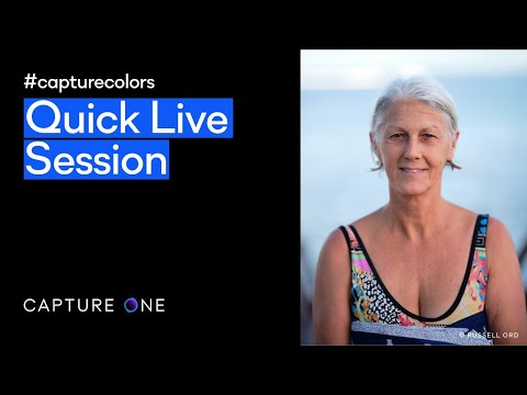Capture One 21 Live | Quick Live - Happy New Year