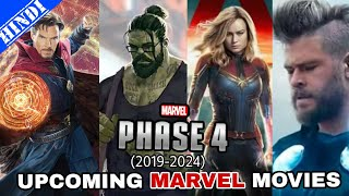 Upcoming Marvel Movies After Avengers Endgame | MCU Phase 4 Movies | Explained in Hindi
