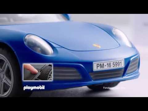 PLAYMOBIL - La Porsche 911 Targa 4S  (Français)