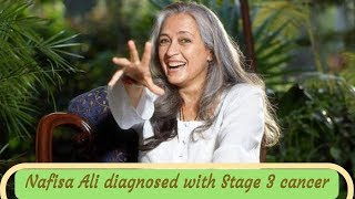 Veteran actress Nafisa Ali diagnosed with stage 3 cancer..