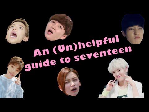 An (un)helpful guide to seventeen