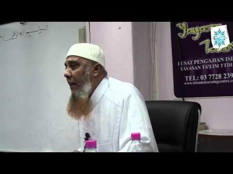 Ustaz Hakim Abdat - Manhaj Salaf Adalah Manhaj Fitrah