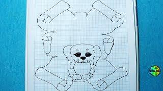 como dibujar un pergamino para tu c
