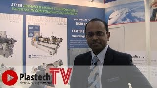 Innovative twin-screw extruder from Steer
