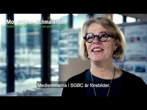 Därför är SGBC en medlemsorganisation