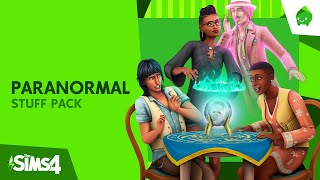 The Sims™ 4 - Paranormal Stuff Pack: Official Reveal Trailer | PS4