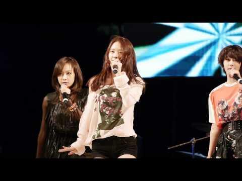 [Fancam] 121110 Krystal - Pinocchio @ Foreign International Students Culture Festival
