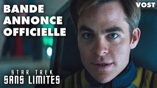 Star trek sans limites (Star Trek Beyond) :  bande-annonce VOST