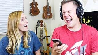 THE SPEECH JAMMER CHALLENGE (Ellie and Jared)