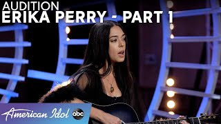 """Erika Perry's """"ET"""" Persona; A Style Or A Gimmick? Part 1 - American Idol 2021"""