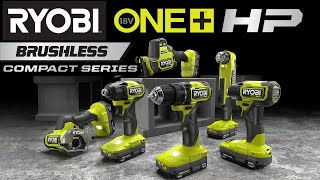 "Video: 18V ONE+ HP Compact Brushless 1/2"" Drill/Driver Kit"