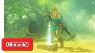 The Legend of Zelda: Breath of the Wild - Expansion Pass - Nintendo E3 2017