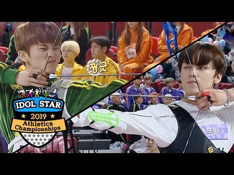 SEVENTEEN versus NCT, Which Team Will Sana Cheer For? [2019 Idol Star Athletics Championships]