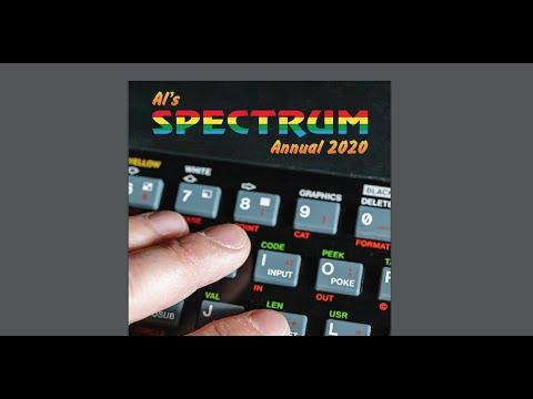 Al´s SPECTRUM Annual 2020 by Alessandro Grussu