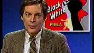 Racial tension in Philadelphia (1985)
